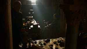 Tywin y Tyrion