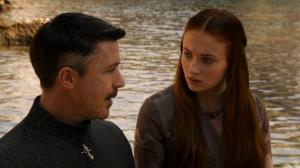 Sansa y Baelish