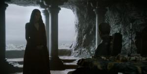 Stannis y Melisandre