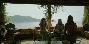 Margaery, Olenna y Sansa
