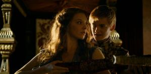 Margaery y Joffrey