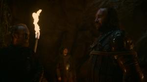 Thoros y Sandor