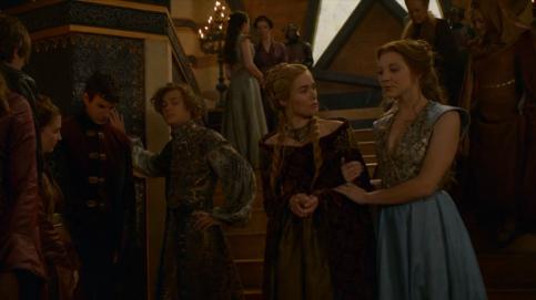 cersei y margaery