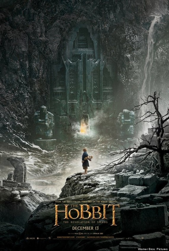 El hobbit 2 poster