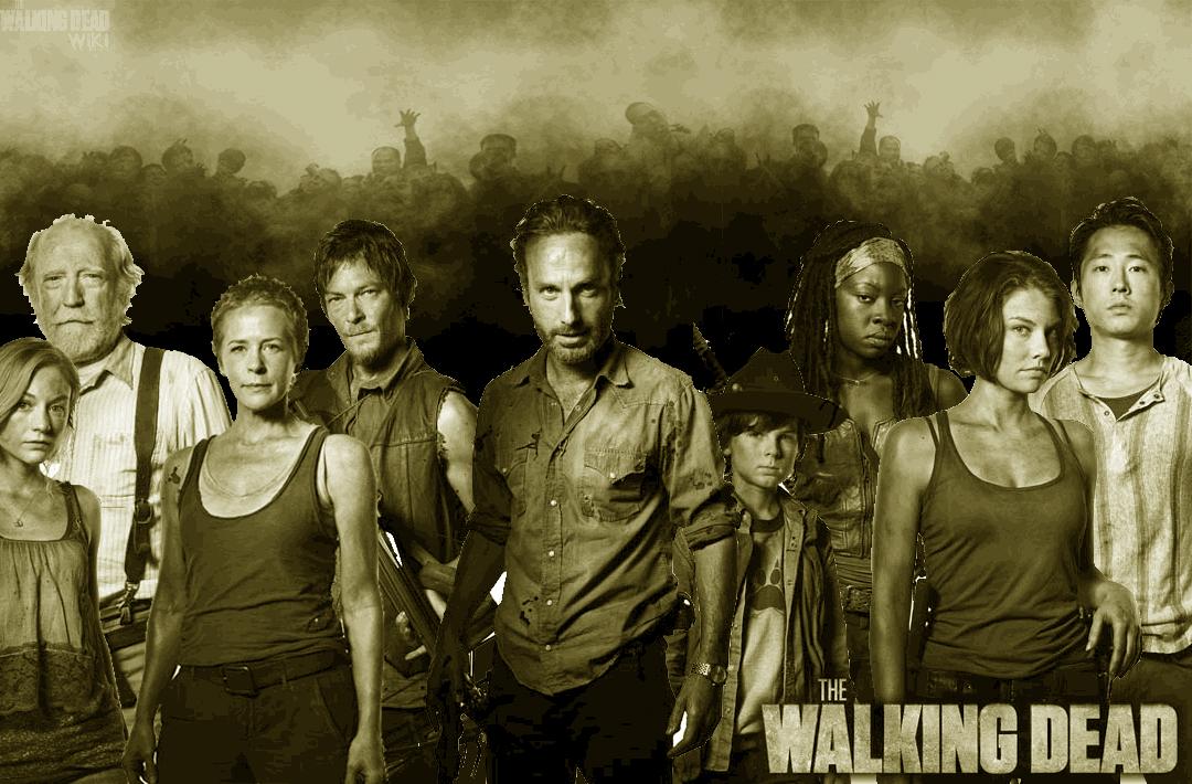 Esta noche The Walking Dead 4ª temporada! – Blog para los de 25