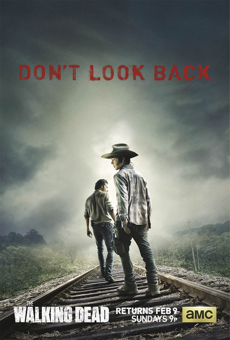 TWD-Carl-Poster
