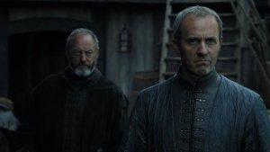 Stannis y Davos