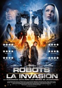 Robots-La-invasion