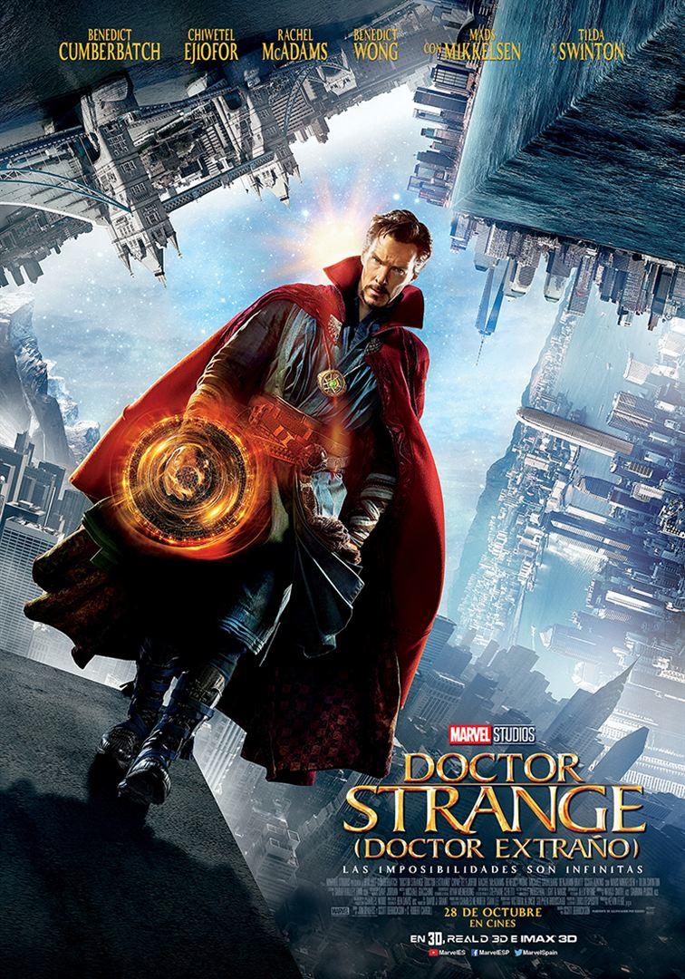 poster doctor strange